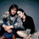 Mark Hamill and Carrie Fisher - 454 x 526