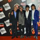 The Rolling Stones celebrate their 50th anniversary with an exhibition at Somerset House on July 12, 2012 in London, England - 454 x 425