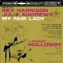 My Fair Lady Original 1956 Broadway Cast Starring Rex Harrison Julie Andrews - 454 x 454