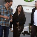 Camila Cabello – Shooting a new music video in Los Angeles