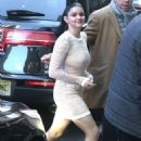 Ariel Winter – Arriving at the 'Good Morning America' in New York