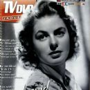 Ingrid Bergman - TV Dvd Jaquettes Magazine Cover [France] (March 2015)