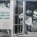 Leslie Caron - Jours de France Magazine Pictorial [France] (25 July 1959)