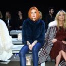 Bella Thorne attends the Elie Tahari - Front Row during New York Fashion Week: The Shows at Gallery II at Spring Studios on February 07, 2019 in New York City