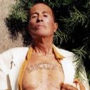 Kenneth Anger - Suitably Tanned and Tattoed - Your Would Never Know He is 85 Now