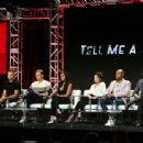 Danielle Campbell – 'Tell Me a Story' Panel at 2018 TCA Summer Press Tour in LA