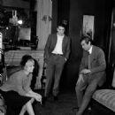 Robert Hossein and Brigitte Bardot