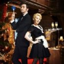 Kylie Minogue and David Tennant