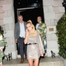 Petra Ecclestone at Annabel's Restaurant in London - 454 x 683
