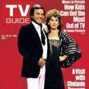 Robert Wagner - TV Guide Magazine Cover [United States] (20 August 1983)