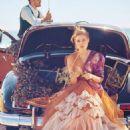 Bella Heathcote - Vogue Magazine Pictorial [Australia] (May 2016) - 454 x 604