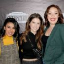 Anna Kendrick – 'The Unauthorized Parody Of Stranger Things' at Rockwell Table and Stage in LA - 454 x 342