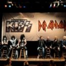 Kiss and Def Leppard announce summer tour at House Of Blues on March 17, 2014 in West Hollywood, CA - 454 x 295