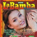 Angelique Boyer - La Bamba Magazine Cover [United States] (27 January 2012)