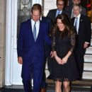 The Duke And Duchess Of Cambridge Sighting In New York City  (December 07, 2014)