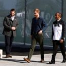 The Duke Of Sussex Officially Opens The Silverstone Experience