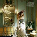 Eugenia Volodina - Tatler Magazine Pictorial [Russia] (April 2013)