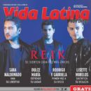 Reik - Vida Latina Magazine Cover [United States] (13 May 2016)