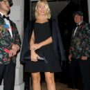 Holly Willoughby – Night Out in Mayfair - 454 x 681