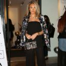 Megan McKenna – Peter Andre Launches his new line A. by Andre Duvet Collection in London - 454 x 681