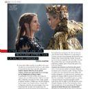 Jessica Chastain - Grazia Magazine Pictorial [France] (15 April 2016)