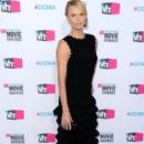 Charlize Theron arrives at the 17th Annual Critics' Choice Movie Awards held at The Hollywood Palladium on January 12, 2012 in Los Angeles
