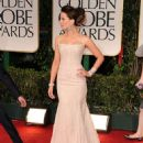 Kate Beckinsale arrives at the 69th Annual Golden Globe Awards held at the Beverly Hilton Hotel on January 15, 2012 in Beverly Hills