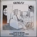 Genesis - A Death In Anytown Recorded Live At The Felt Forum Nineteen Seventy Three