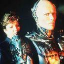 Nancy Allen and Peter Weller in Robocop (1987)