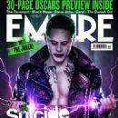 Jared Leto - Empire Magazine Cover [United Kingdom] (6 December 2015)