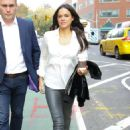 Michelle Rodriguez – Out and about in New York - 454 x 680