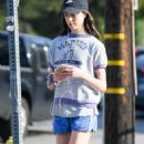 Margaret Qualley – Heading out for some exercise in Los Angeles