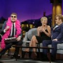 Sharon Stone – 'The Late Late Show with James Corden' in LA