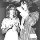 George Harrison and Pattie Boyd The launch party for the Apple Boutique in December, 1967. - 450 x 649