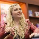 Abigail Breslin during a signing for her new book