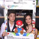 Jenna Ortega – Asher Angel Celebrates his 16th birthday in LA