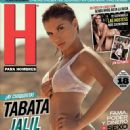 Tabata Jalil - Hombre Magazine Pictorial [Mexico] (August 2011) - 452 x 600