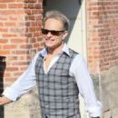 David Lee Roth is seen at 'Jimmy Kimmel Live' in Los Angeles, California - 450 x 600
