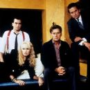 Wall Street (1987) - Charlie Sheen, Daryl Hannah, Martin Sheen and Michael Douglas - 454 x 363