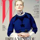 W Magazine Korea February 2016