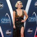 Bebe Rexha – 52nd Annual CMA Awards in Nashville