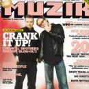 The Chemical Brothers - Muzik (UK) Magazine Cover [United Kingdom] (March 2002)