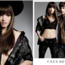 Jeisa Chiminazzo for Freesoul Fall/Winter 2013 Ad Campaign