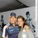 Pastor Maldonado and Gabriela Tarkanyi - 442 x 600