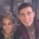 Stephanie Davis and Jeremy McConnell Cooke - 454 x 825