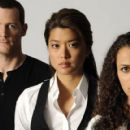 Grace Park as Special Agent Liz Carver in The Border - 420 x 743