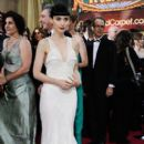 Rooney Mara At The 84th Annual Academy Awards - Arrivals (2012)