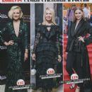 Polina Gagarina - Hello! Magazine Pictorial [Russia] (21 March 2017) - 454 x 623