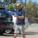 Jason Statham- August 28, 2016- Shops in Malibu - 454 x 590