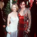 Holly Hunter and Frances McDormand At The 70th Annual Academy Awards (1998)